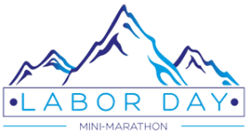 Labor Day Mini Marathon registration logo