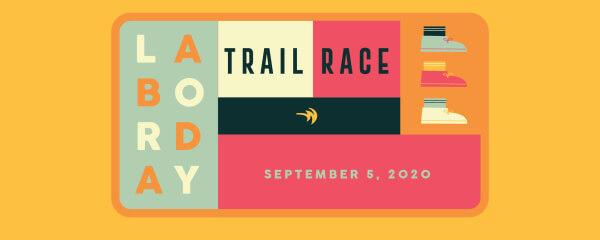 Labor Day Trail Race registration logo