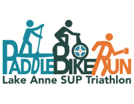 Lake Anne SUP Triathlon registration logo
