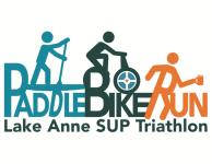 Lake Anne SUP Triathlon registration logo