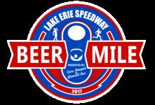 Lake Erie Speedway Beer Mile presented by Coors Banquet by Glenwood Beer registration logo