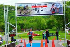 Lake Raystown Triathlon registration logo