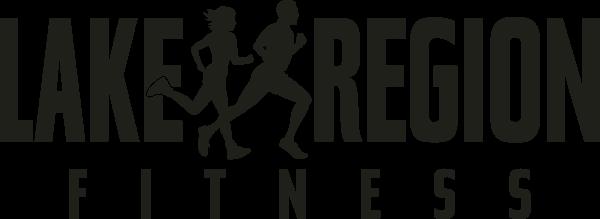 Lake Region Fitness 5k registration logo