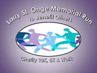 Larry St. Onge Memorial Run to Benefit Others registration logo