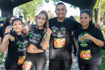 Las Vegas Margarita Madness 5k Run registration logo