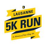 Lausanne 5k Run In Memory of Peter Kling '86 registration logo