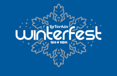 LaVerkin City Winter Fest registration logo