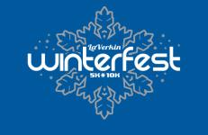 LaVerkin City Winter Fest registration logo