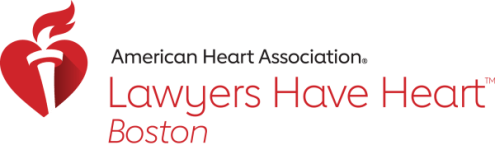 Lawyers Have Heart 5K registration logo