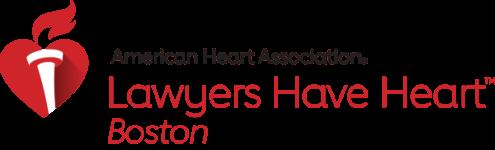 Lawyers Have Heart 5K registration logo