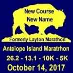 Layton Marathon registration logo