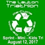 Layton Triathlon registration logo
