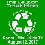 Layton Triathlon registration logo
