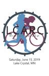 LCARC Duathlon and 5k registration logo