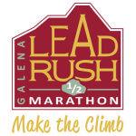 Lead Rush 1/2 Marathon registration logo