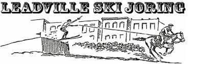 Leadville Ski Joring registration logo