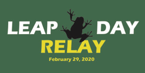 Leap Day 1/2K, 5K and 10K Relay registration logo