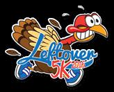 Leftover 5K Run/Walk - Mt. Pleasant, WI registration logo