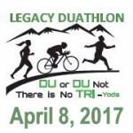Legacy Duathlon Farmington registration logo