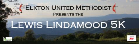 Lewis Lindamood Memorial 5K registration logo