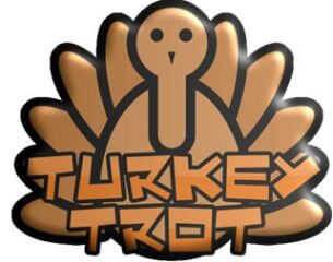 LHU Turkey Trot registration logo