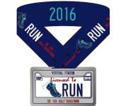 Licensed to Run Virtual Race registration logo