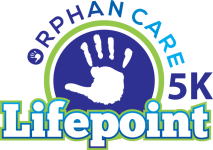 Lifepoint Orphan Care 5K registration logo