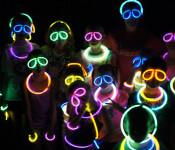 Light Up the Night at Princeton Lakes 5k Run/Walk registration logo