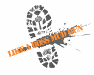 Like A Boss Mud Run registration logo