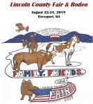 Lincoln County Fair registration logo