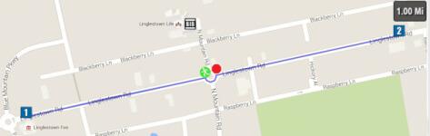 Linglestown Memorial Day Mile registration logo