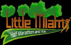 Little Miami Half Marathon registration logo