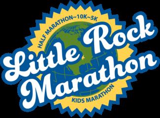 Little Rock Marathon registration logo