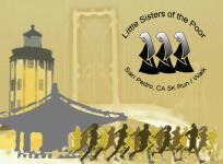 Little Sisters of the Poor 5K Run/Walk registration logo