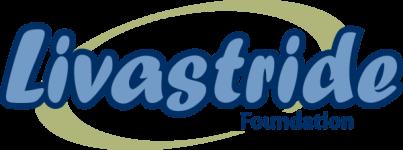 Livastride Run 4 LYF registration logo