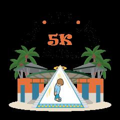 Live Like Jake 5K Run/Walk registration logo