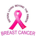 Sisters Living Beyond The Ribbon 5K Relay Walk registration logo