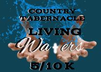 Living Waters 5K & 10K registration logo