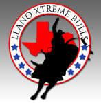 Llano X-treme Bullriding registration logo