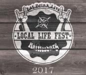 Local Life 5K registration logo