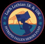 Loch Lothian 5K and 10K registration logo