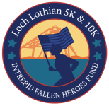 Loch Lothian 5K and 10K registration logo
