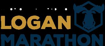 Logan City - Top of Utah Marathon registration logo