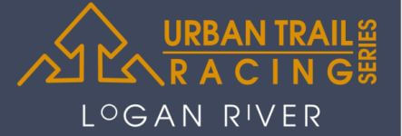 Logan River Trail Race registration logo