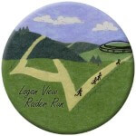 Logan View Raider Run registration logo