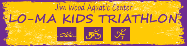 LOMA Kids Triathlon registration logo