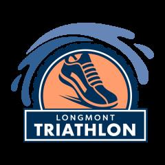 Longmont Kids Only Triathlon registration logo