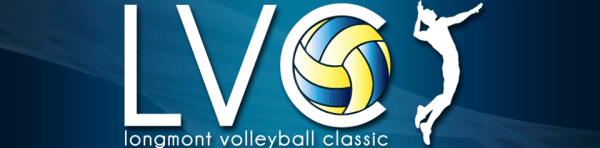 Longmont Volleyball Classic-Day 2  Adult Co-Ed and All Junior Divisions Double's Grass Tournament registration logo