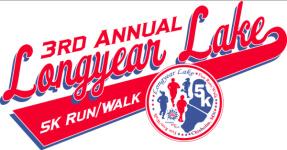 Longyear Lake 5k registration logo