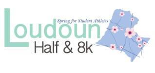 Loudoun Half Marathon registration logo